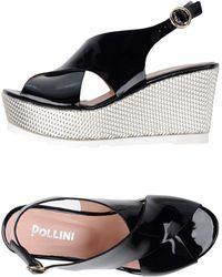 Pollini Sandali - Nero