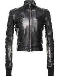 Rick Owens Jacket - Black
