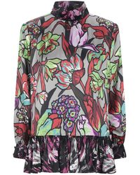 Duro Olowu Blouse - Red