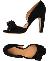 Chie Mihara Sandals - Black