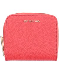 Cromia Wallet - Red