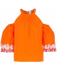 Peter Pilotto Blouse - Orange