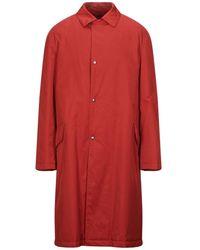 Ferragamo Coat - Red