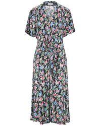 Paco Rabanne 3/4 Length Dress - Black