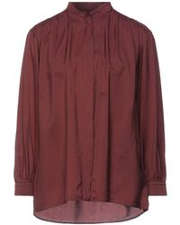 Christian Wijnants Shirt - Brown