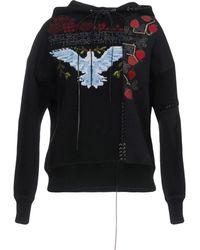 Alexander McQueen Sweat-shirt - Noir