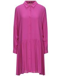 Hanita Short Dress - Pink