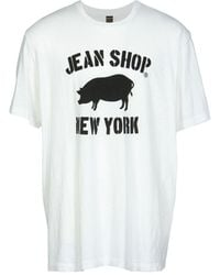 Jean Shop - T-shirt - Lyst