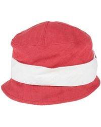 Alviero Martini 1A Classe Hat - Red