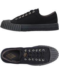Adieu 'Type W.O.' Sneakers - Schwarz