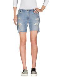 Fifty Carat - Denim Shorts - Lyst