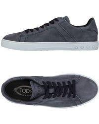 Tod's Sneakers & Tennis basses - Bleu