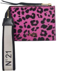 N°21 Wallet - Purple