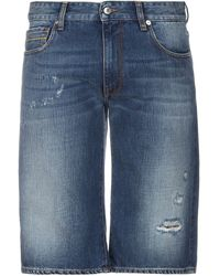 Love Moschino Denim Shorts - Blue