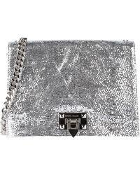 Marc Ellis Cross-body Bag - Metallic