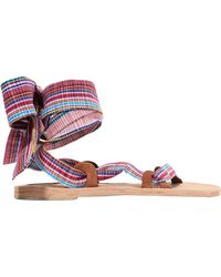 Brother Vellies Sandals - Pink