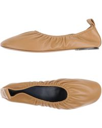 Celine Ballet Flats - Natural