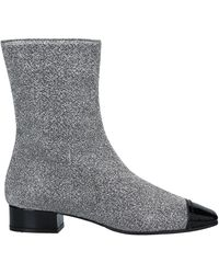 Roberto Festa Ankle Boots - Metallic