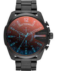 DIESEL Reloj de pulsera - Morado