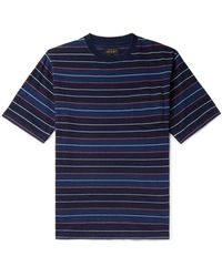 Beams Plus T-shirt - Blu