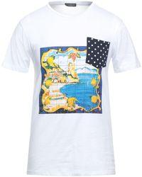 Brian Brome T-shirts - Weiß