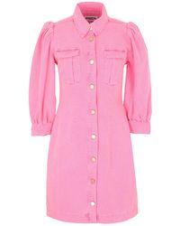 Essentiel Antwerp Short Dress - Pink