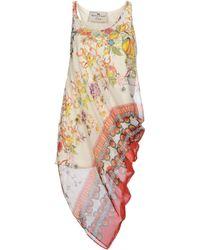 Adele Fado - 3/4 Length Dress - Lyst