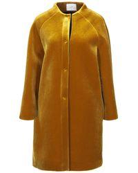 Soallure Overcoat - Multicolour