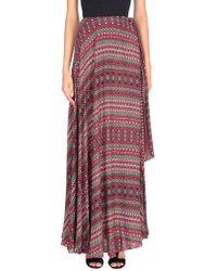 Fisico Long Skirt - Multicolour