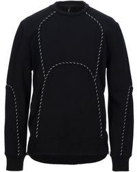 Neil Barrett Sweatshirt - Schwarz