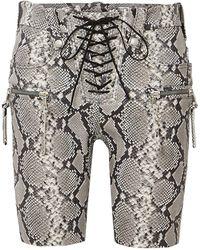 Unravel Project Shorts & Bermuda Shorts - Grey