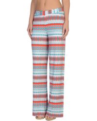 Blugirl Blumarine - Beach Shorts And Pants - Lyst