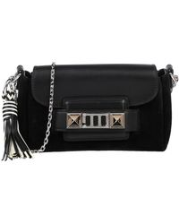 Proenza Schouler Cross-body Bag - Black