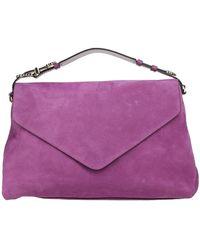 Alberta Ferretti Handbag - Purple