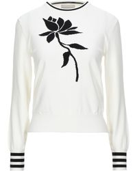 Roberta Scarpa Sweater - White