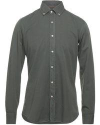 AT.P.CO Camisa - Verde
