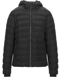 Henry Cotton's Synthetic Down Jacket - Black
