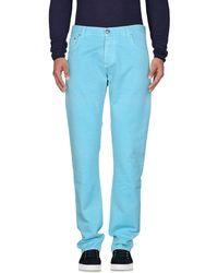 Isaia Denim Pants - Blue