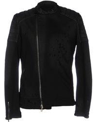 RH45 Rhodium Jacket - Black