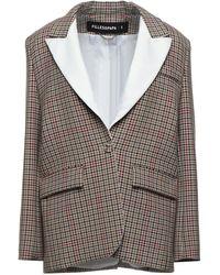 Filles A Papa Suit Jacket - Grey