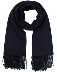 Mulberry Oblong Scarf - Blue