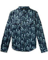 Billy Shirt - Blue