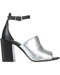 FRU.IT Sandals - Metallic