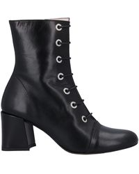 ALEXACHUNG Ankle Boots - Black