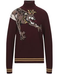 Dolce & Gabbana Turtleneck - Multicolor