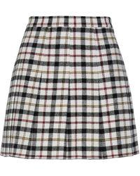 M Missoni Mini Skirt - Natural
