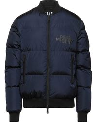 DSquared² Down Jacket - Blue