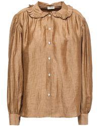 MASSCOB Shirt - Natural