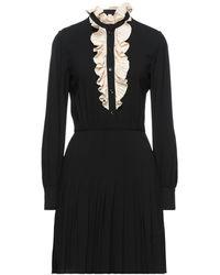 Celine Robe courte - Noir