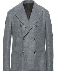 Lubiam Coat - Grey